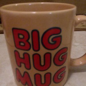 COPY - Vintage Big Hug Mug